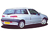 Alfa Romeo 145 three door (1995 to 2000) :