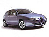 Alfa Romeo 147 three door (2001 to 2010)