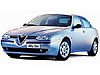 Alfa Romeo 156 four door saloon (1998 to 2006)  :