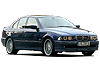Alpina BMW B10 (E39) four door saloon (2001 to 2004)