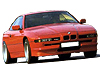 Alpina BMW B12 (E31) coupe (1989 to 2000)  :
