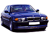 Alpina BMW B12 (E38) four door saloon (1994 to 2001)
