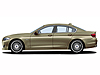 Alpina BMW B5 Biturbo (F10) four door saloon (2010 onwards)