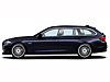Alpina BMW B5 Biturbo (F11) Touring (2010 onwards)  :