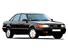 Audi 100 four door saloon (1991 to 1994)