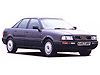 Audi 80 four door saloon (1992 to 1994)