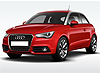 Audi A1 three door (2010 onwards)  :