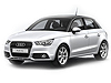 Audi A1 Sportback (2012 onwards)  :