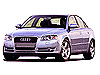 Audi A4 four door saloon (2005 to 2008)