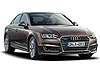 Audi A4 four door saloon (2015 onwards)