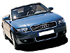 Audi A4 cabriolet (2002 to 2005)