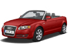 Audi A4 cabriolet (2005 to 2009) :also known as - Audi S4 cabriolet, Audi RS4 cabriolet