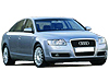Audi A6 four door saloon (2004 to 2011)