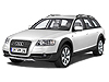 Audi A6 Allroad (2006 to 2012)  :also known as - Audi A6 Allroad Quattro