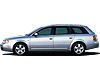 Audi A6 Avant (2001 to 2005)  :also known as - Audi S6 Avant, Audi RS6 Avant