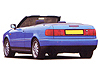 Audi cabriolet (1991 to 2000)