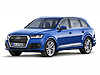 Audi Q7 (2015 onwards)  :