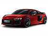 Audi R8 coupe (2015 onwards)