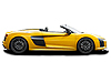 Audi R8 spyder (2016 onwards)