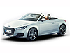 Audi TT roadster (2014 onwards)