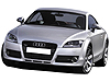 Audi TT coupe (2006 to 2014)  :