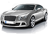 Bentley Continental coupe (2011 onwards)  :