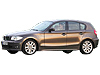 BMW 1 series five door (2004 to 2011)