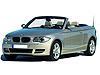 BMW 1 series cabriolet (2008 to 2015)  :also known as - BMW 1 series (E88) cabriolet