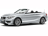 BMW 2 series cabriolet (2015 onwards)  :