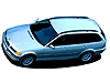 BMW 3 series Touring (1999 to 2002)