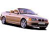 BMW 3 series cabriolet (2000 to 2002)  :