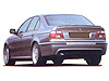 BMW 5 series four door saloon (2001 to 2004)