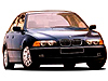 BMW 5 series four door saloon (1996 to 2001)