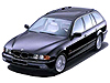 BMW 5 series Touring (2001 to 2004)  :