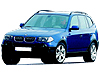 BMW X3 (2003 to 2011)  :also known as - BMW X3 (E83)