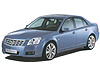 Cadillac BLS four door saloon (2005 to 2010) :