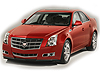 Cadillac CTS four door saloon (2008 to 2014)