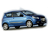 Chevrolet Aveo three door (2008 to 2011)