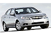Chevrolet Epica four door saloon (2006 to 2011)