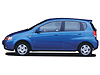 Chevrolet Kalos five door (2005 to 2008)  :also known as - Daewoo Kalos five door