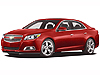 Chevrolet Malibu four door saloon (2013 to 2014)