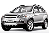Chevrolet Captiva (2006 to 2016)