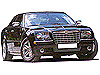 Chrysler 300C four door saloon (2004 to 2011)  :
