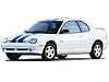 Chrysler Neon two door saloon (1998 to 2000)  :