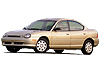 Chrysler Neon four door saloon (1998 to 2000)  :
