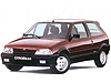 Citroen AX three door (1986 to 1998)