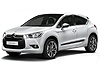 Citroen DS4 five door (2010 to 2015)