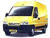 Citroen Relay L2 (MWB) H2 (high roof) (1995 to 2006)