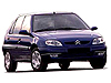 Citroen Saxo five door (1996 to 2003)
