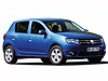 Dacia Sandero five door (2012 onwards)